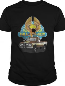 Fall Guy Stuntman Association shirt