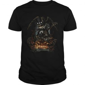 Halloween Jack Skellington Smoking Slash Pumpkin shirt