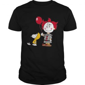 Chris Brown and Woodstock Pennywise shirt