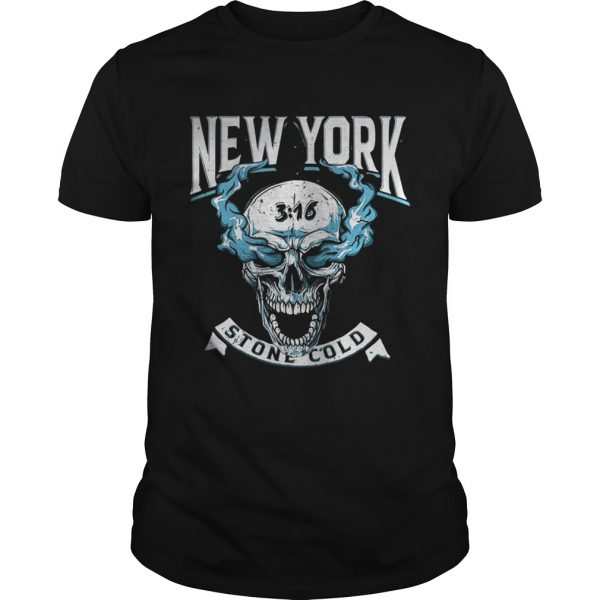New Yourk Stone Cold Steve Austin Shirt