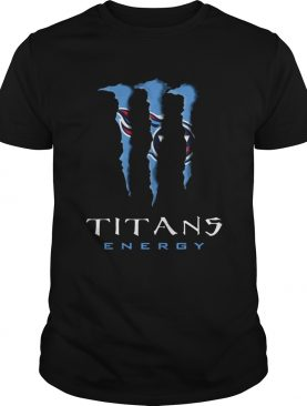 Tennessee Titans Energy shirt