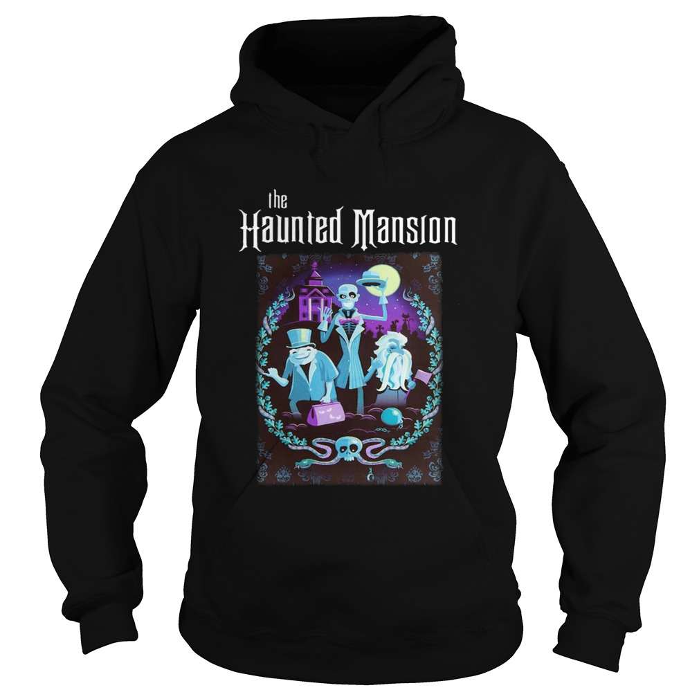 The Haunted Mansion Going Our Way Halloween Hoodie