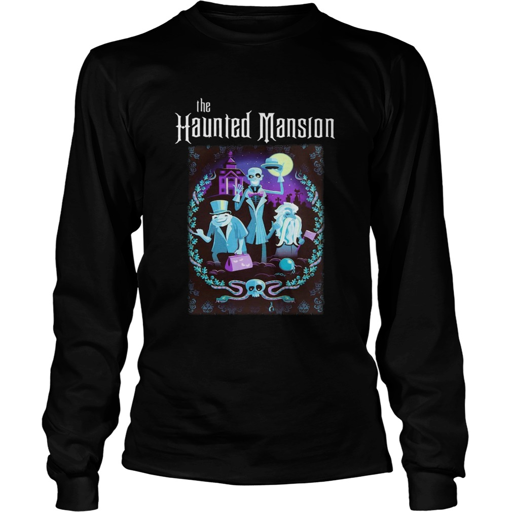 The Haunted Mansion Going Our Way Halloween LongSleeve