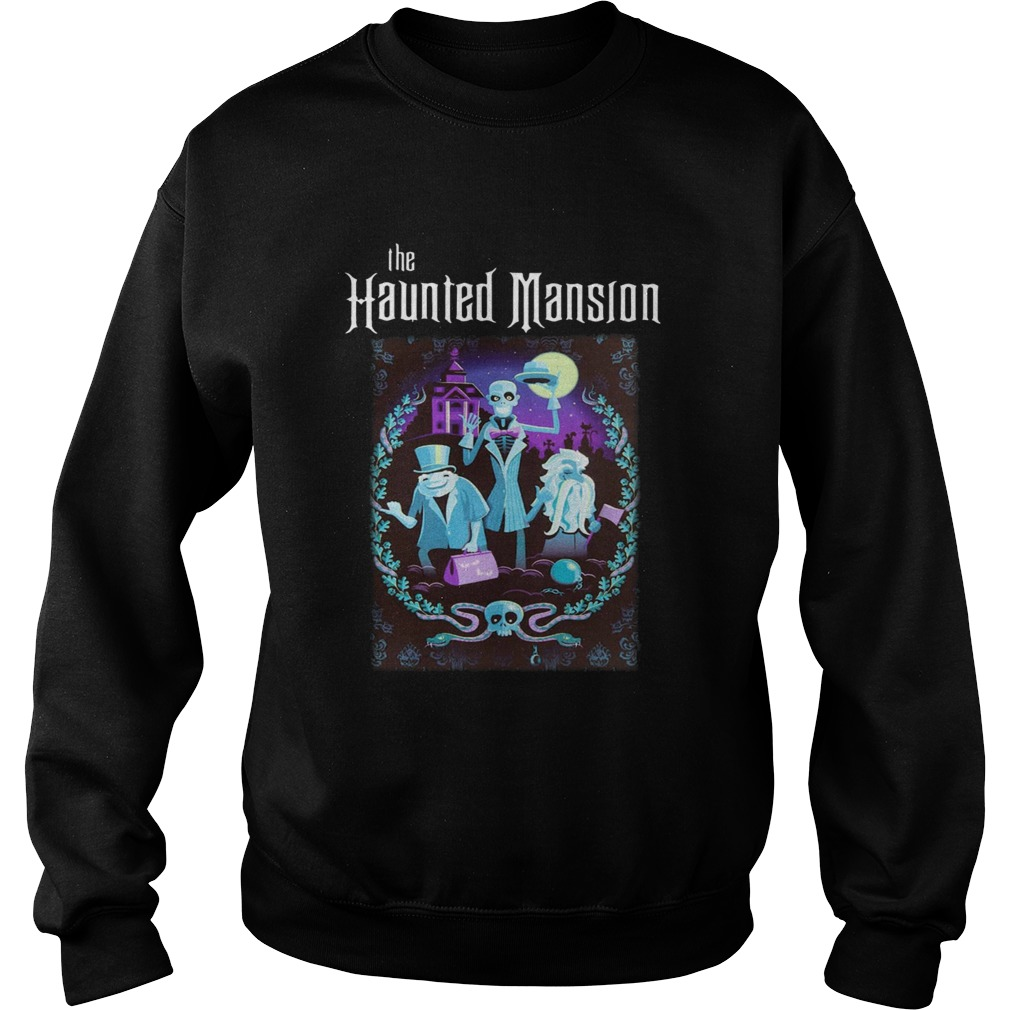 The Haunted Mansion Going Our Way Halloween Sweatshirt