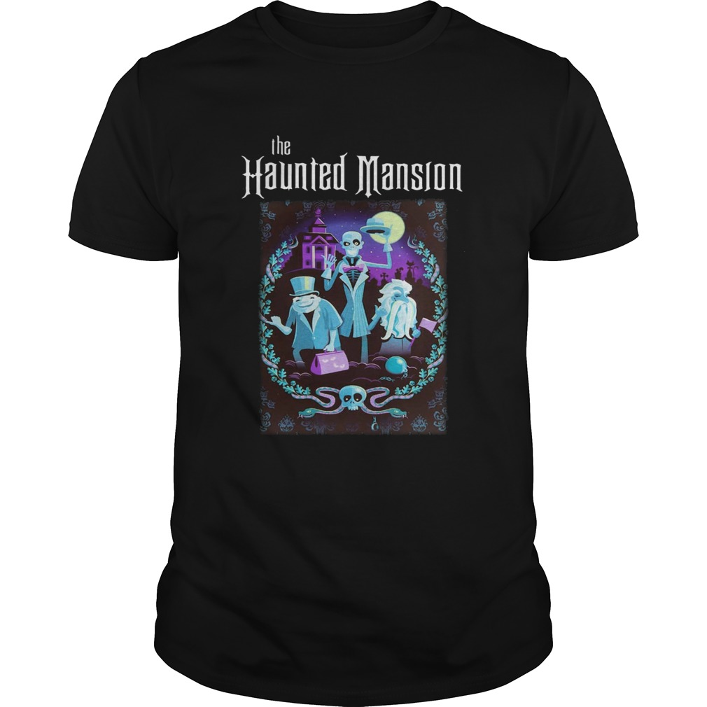 The Haunted Mansion Going Our Way Halloween Unisex