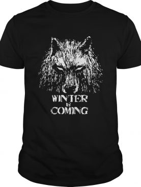 Game Of Thrones Wolf House Stark Winter Is Coming shirt