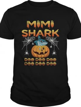 Halloween Mimi shark doo doo doo shirt