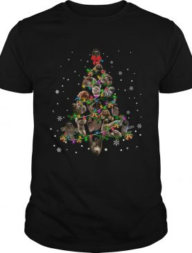 Sloth Christmas Tree TShirt