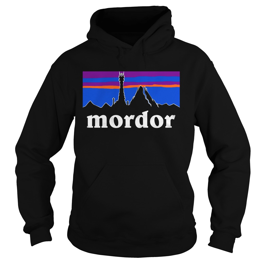 The Lord Of The Rings Mordor Patagonia Hoodie