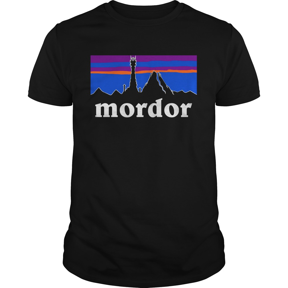 The Lord Of The Rings Mordor Patagonia Unisex