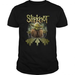 1578972810Master Yoda Slipknot shirt