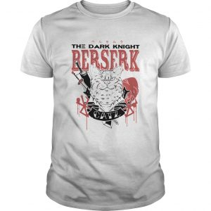 The Dark Knight Berserk Catz shirt