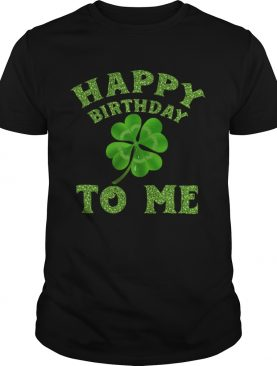 1582545930St Patricks Day Birthday shirt