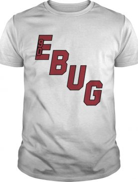 EBUG Emergency Back Up Goalie shirt
