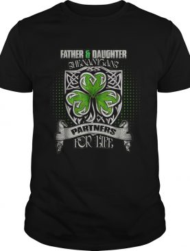 FatherDaughter Shenanigans St Patricks Day shirt