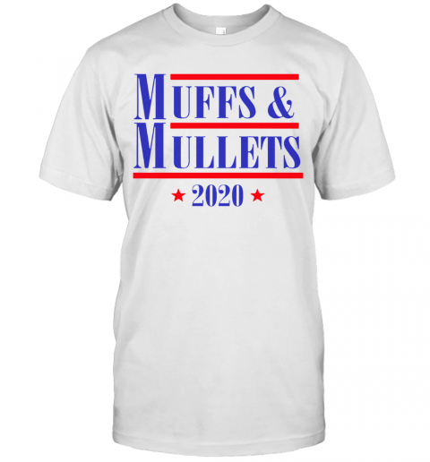 Muff And Mullets 2020 T-Shirt Classic Men's T-shirt