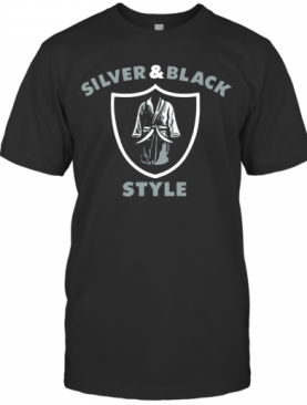 Henry Ruggs Iii Raiders Silver And Black Style T-Shirt