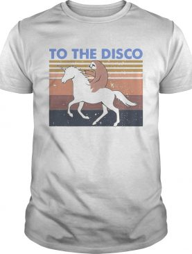 To The Disco Vintage shirt