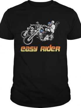 Easy Rider Motor Man American Flag Independence Day shirt