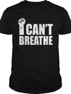 I CANT BREATHE Stand Up Equal Rights shirt