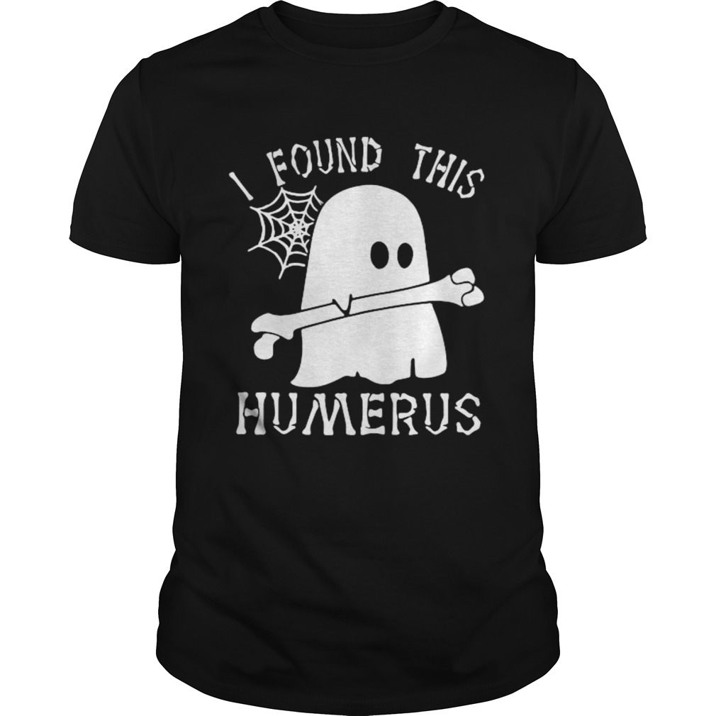 Ghost I found this humerus  Unisex