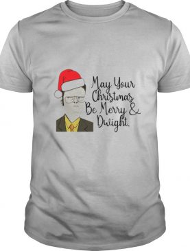 May Your Christmas Be Merry And Dwight shirt