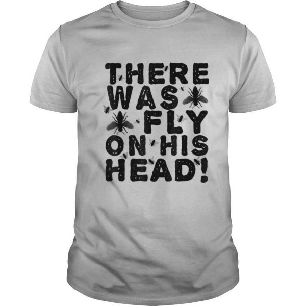 Mike Pence Fly On His Head Shirt VP Debate Pence's Head shirt
