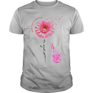 Breast Cancer Awareness Never Give Up shirt