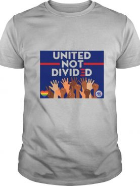 United Not Divided Joe Biden 2020 shirt