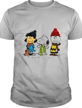 Snoopy Peanuts Merry Christmas shirt