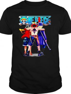 One Piece Portgas D Ace Monkey D Luffy forever shirt